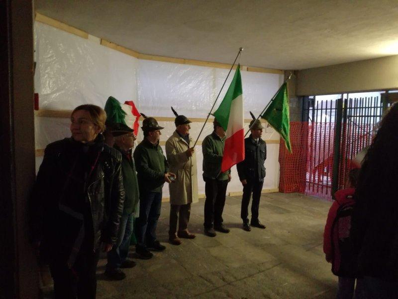 Read more about the article Il Gruppo alla scuola Volta